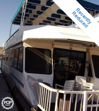 Used Houseboats For Sale in Arizona by owner | 2000 Fun Country 59