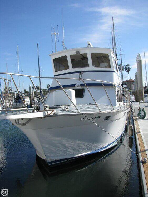 Port Side Bow