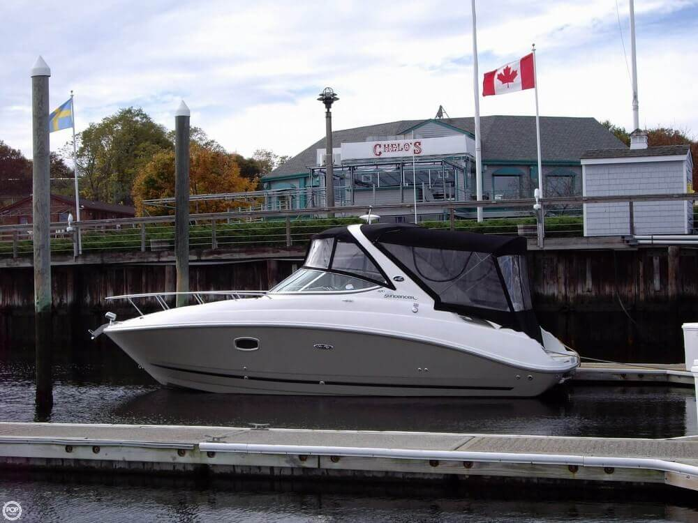 2009 Sea Ray Sundancer 270 - Photo #12