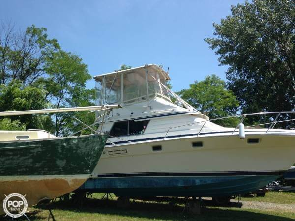1985 Luhrs 342 SF - Photo #3