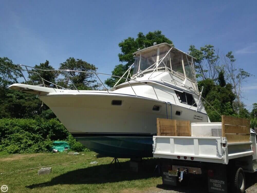 1985 Luhrs 342 SF - Photo #15