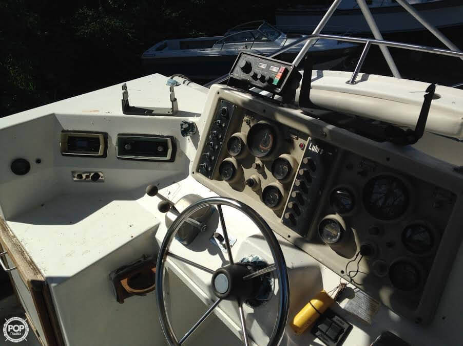 1985 Luhrs 342 SF - Photo #34