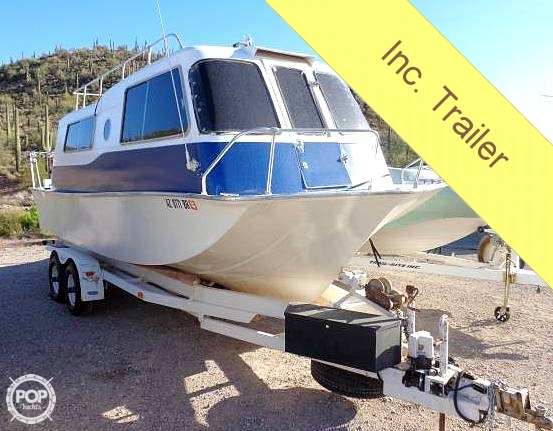 Used Houseboats For Sale in Arizona by owner | 1972 Seacamper 24