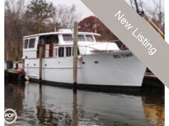 Used Boats For Sale in Norwich, Connecticut by owner | 1957 Feadship 58