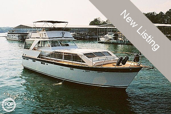 Used Motoryachts For Sale in Georgia by owner | 1972 Trojan 50