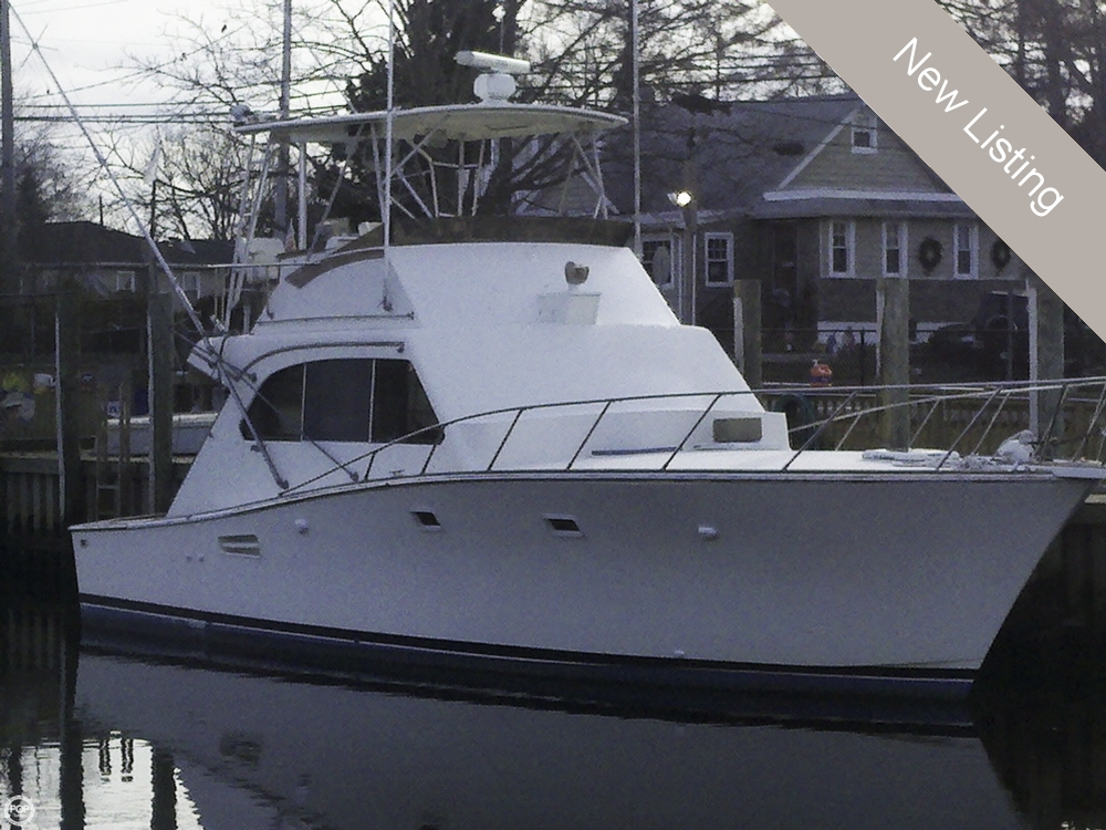 1980 Post 42 Fishing Boat For Sale In Lindenhurst Ny