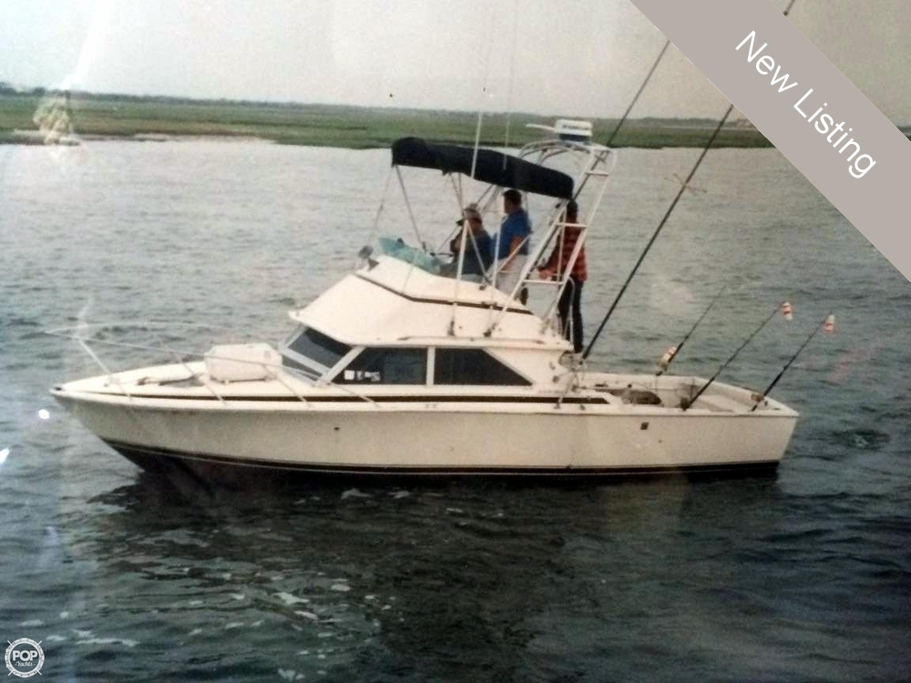 28 foot bertram 28 28 foot bertram fishing boat in for Fishing wildwood nj