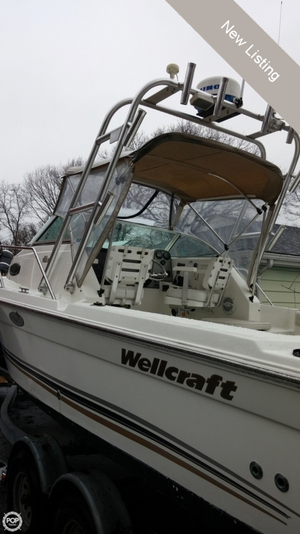 Used Wellcraft 22 Boats For Sale by owner | 2002 Wellcraft 22
