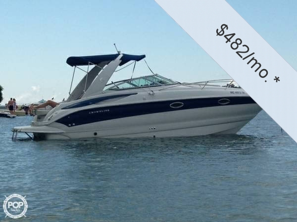 Used Boats For Sale in Lansing, Michigan by owner | 2004 Crownline 27