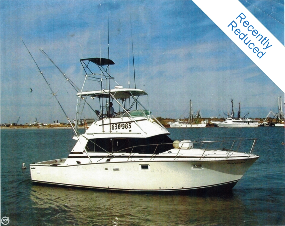 Used Fishing boats For Sale in Orlando, Florida by owner | 1981 Bertram 38