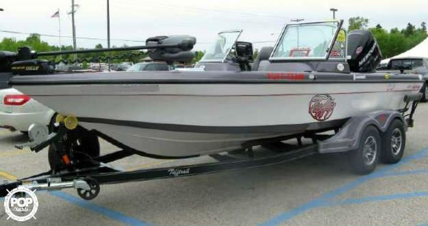 Used Boats For Sale in Rockford, Illinois by owner | 2012 Tuffy 21