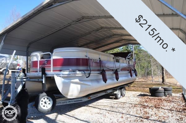 Used Pontoon Boats For Sale in South Carolina by owner | 2008 Bennington 25