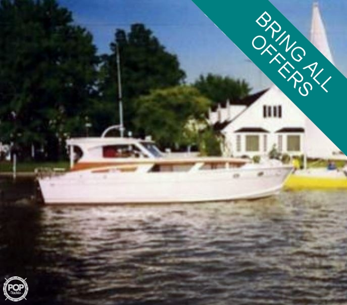 Used Inland Seas Boats For Sale by owner | 1966 Inland Seas 36