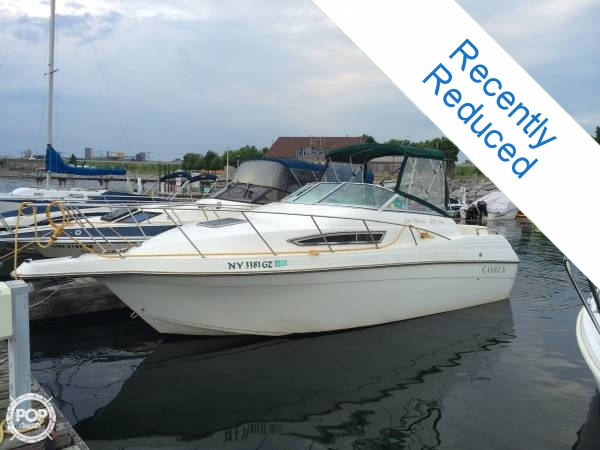 Used Cobia Boats For Sale by owner | 1995 Cobia 27