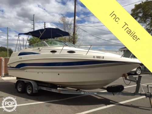Used Chaparral 23 Boats For Sale by owner | 2000 Chaparral 23