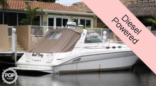 Used Sea Ray Boats For Sale in Florida by owner | 1996 Sea Ray 37